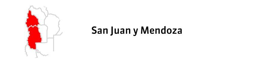 San juan y Mendoza