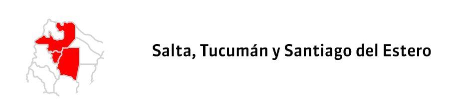 Salta, Tucumán y Santiago del Estero