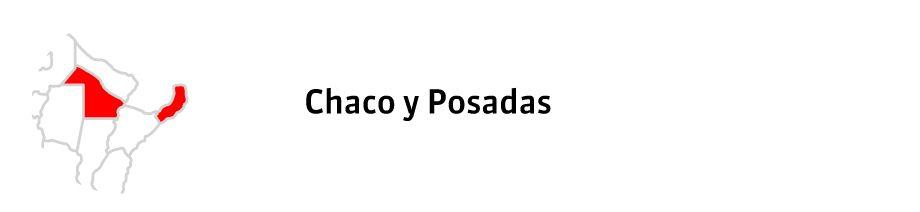 Chaco y Posadas