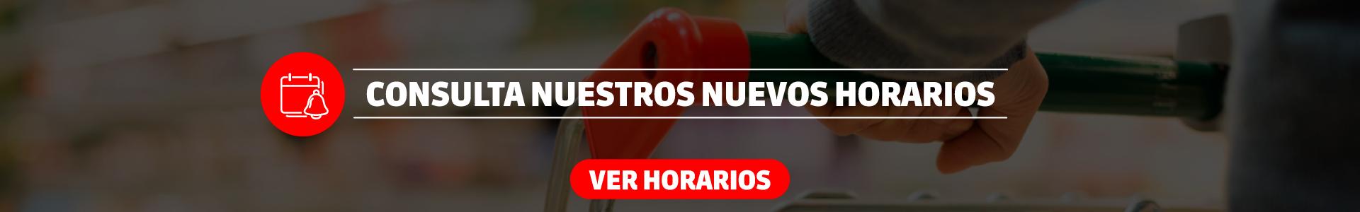 Horarios pc