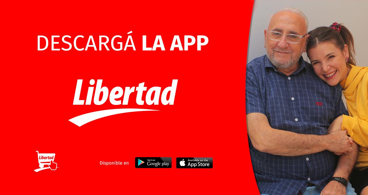 App Libertad mob